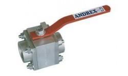 波兰ANDREX槽罐用球阀